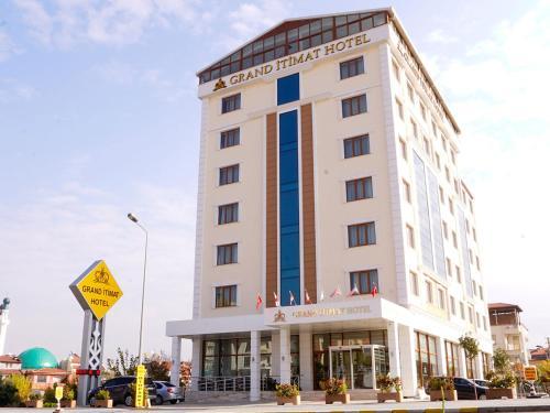 Denizli Grand İtimat Hotel harita