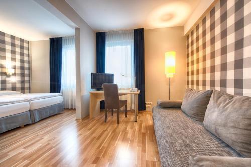 enjoy hotel Berlin City Messe photo 7