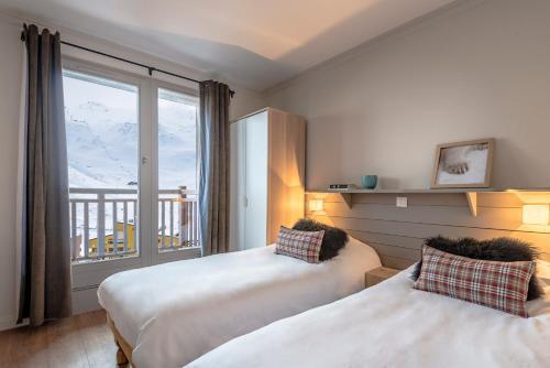Фото отеля Les Chalets de Rosael - Val Thorens