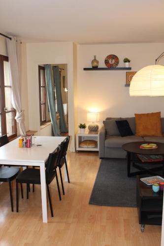 Appartement cœur de la bastille photo 23