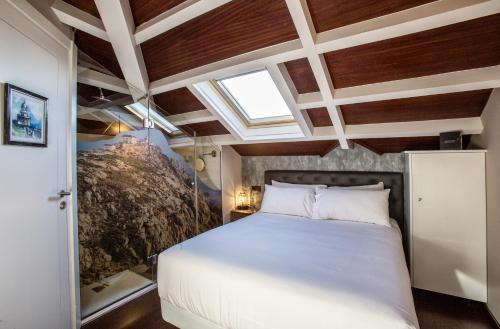 Double Room Hotel O Semaforo 20