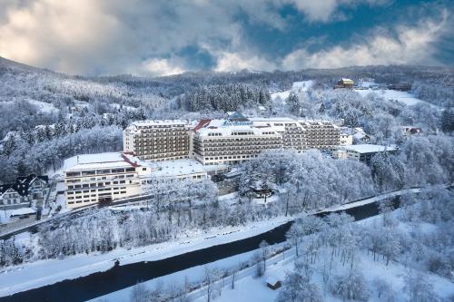 . Hotel Gołębiewski Wisła