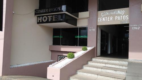 . Center Patos Hotel