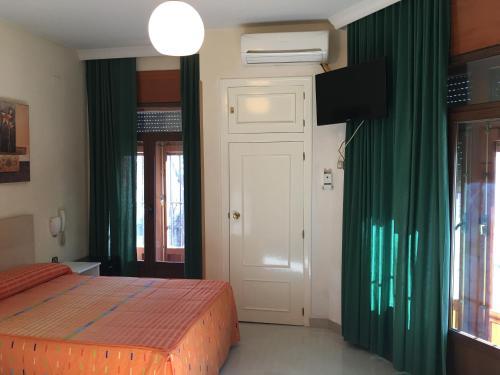 Hotel-overnachting met je hond in Hostal Cervantes - Valdemoro