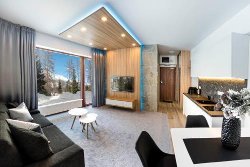 Apartment Luna Hrebienok - Stary Smokovec