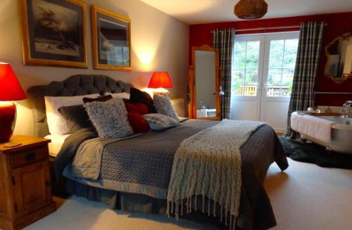 Gloweth Bed And Breakfast Cornwall, Veryan, Cornwall