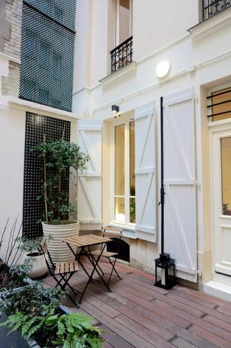 Appartement Le Rennes impression
