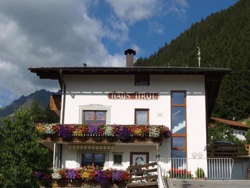 Haus Tirol Kappl