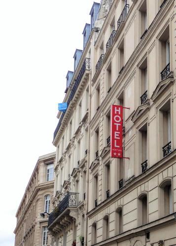 Hôtel Montana Lafayette - Hôtel - Paris
