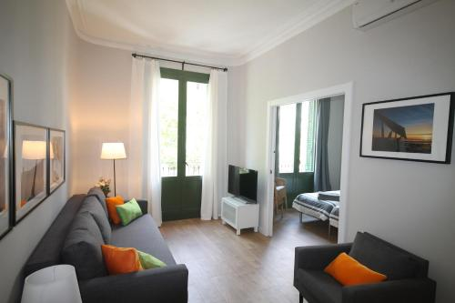 Plaza Catalunya Apartment impression