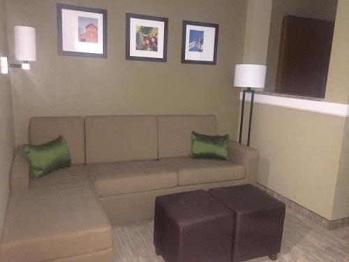 Comfort Suites University