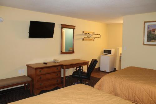 Economy Inn Express - Pauls Valley, OK 73075