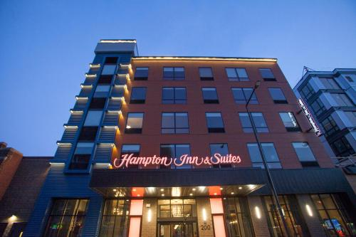 Hampton Inn And Suites By Hilton Downtown St Paul Mn - Saint Paul, MN 55102
