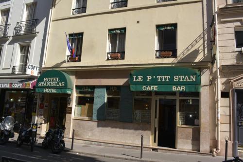 Hôtel Stanislas photo 32