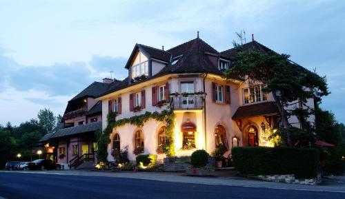 Accommodation in Hagenthal-le-Bas