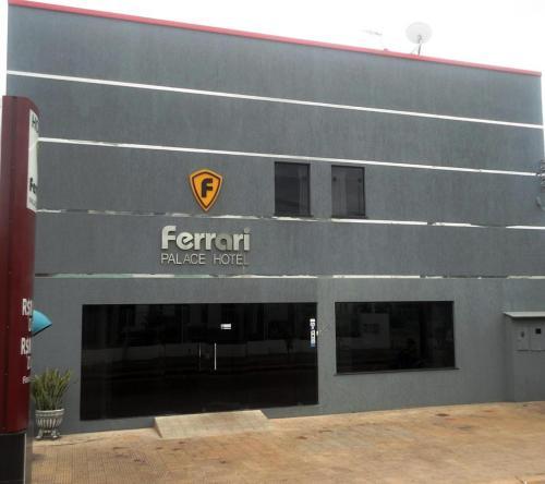 Foto de Ferrari Palace Hotel