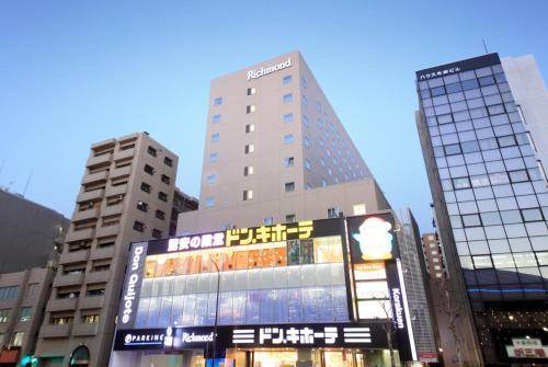 Richmond Hotel Tokyo Suidobashi impression