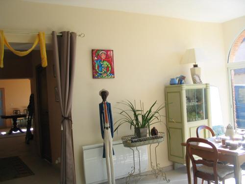 . Chambres d'Hôtes Au Chien Bleu