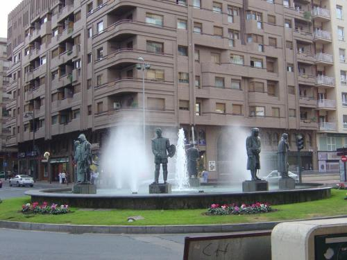 Apartamento Gran Via Logroño Hovedfoto