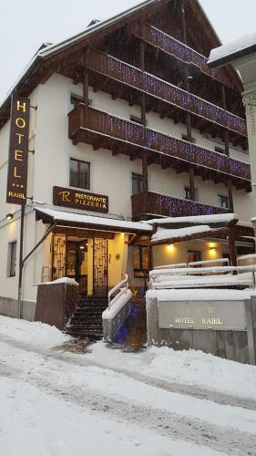 . Hotel Raibl Appartamenti