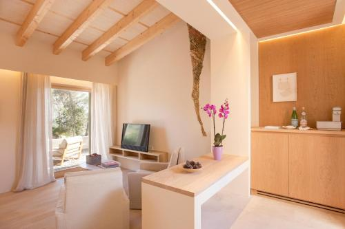 Superior Suite with Sea View Pleta de Mar, Luxury Hotel by Nature - Adults Only 3