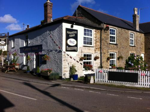Hawkins Arms, Perranporth, Cornwall