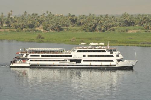 M/Y Alexander The Great Nile Cruise - 4 Nights Every Monday From Luxor - 3 Nights Every Friday from
