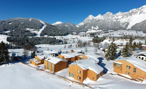 . Rittis Alpin Chalets Dachstein