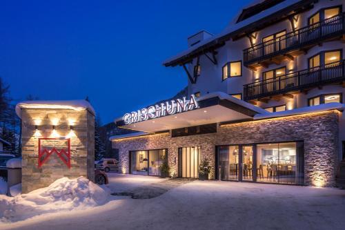 Hotel Grischuna St. Anton am Arlberg