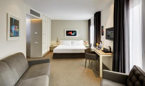 Sercotel Amister Art Hotel Barcelona photo 44