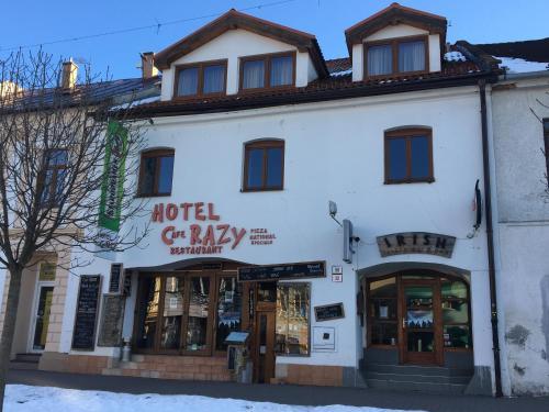 Hotel Cafe Razy
