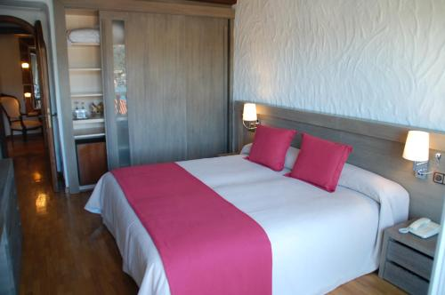 Double Room with Sea View Hotel Villa Italia 11