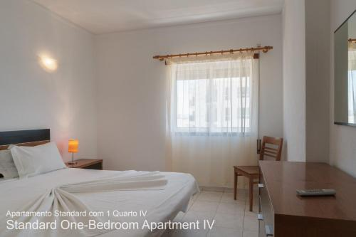 Standard One-Bedroom Apartment IV