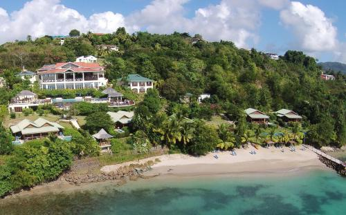 Bonaire Estate Marisule, Gros Islet, Saint Lucia, West Indies.