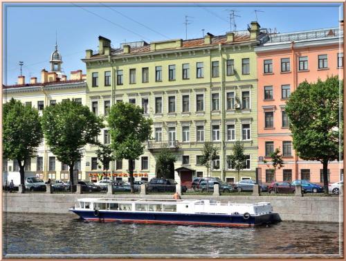 Anichkov Apartments Апартаменты с 3 спальнями
