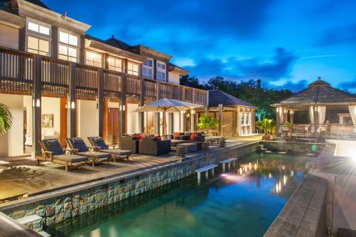 . Villa L'Oasis