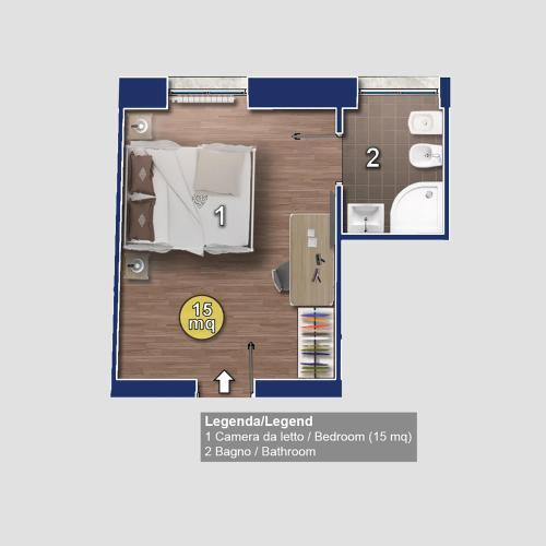 Popolo & Flaminio Rooms - image 7