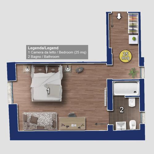 Popolo & Flaminio Rooms - image 11