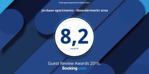 Jordaan apartments - Noordermarkt area photo 25