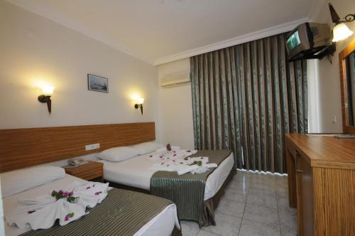 Marmaris Mert Seaside Hotel (Adult only +16) tatil