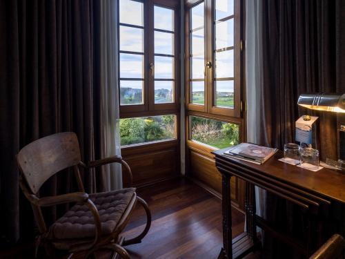 Habitación Doble Superior Casa de Castro 11