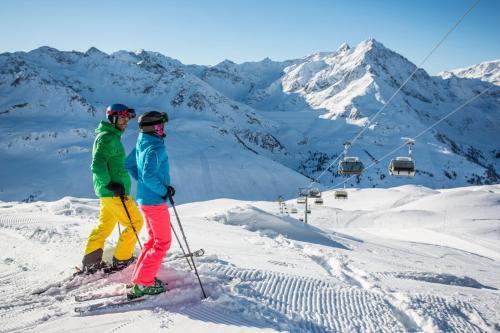 Hotel Alpenrose aktiv&sport - Kühtai-Sellraintal