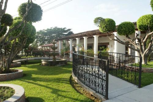 Hotel Hacienda San Franscisco