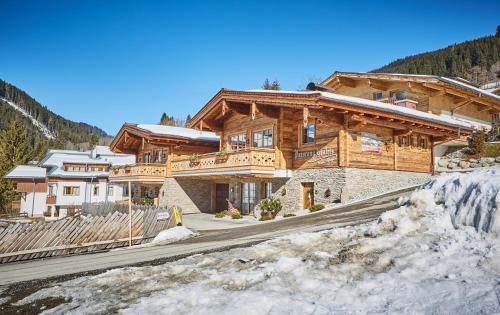 Panorama Chalets by HolidayFlats24 - Saalbach Hinterglemm