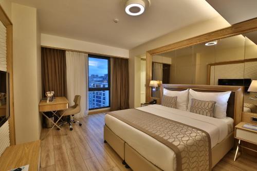 Bof Hotels Ceo Suites Atasehir фото номерів