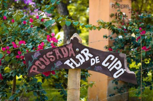 . Pousada Flor de Cipó