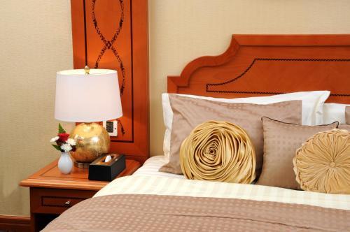 Emirates Concorde Hotel & Apartments Стандартный двухместный номер с 1 кроватью