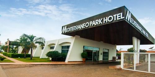 Foto de Mediterrâneo Park Hotel