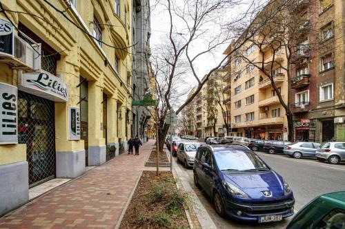 Danube Apartment Pozsonyi Street Апартаменты с 1 спальней