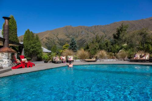 Motatapu Road, Wanaka 9382, New Zealand.